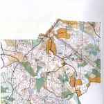 Karta OK Bävern