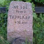 Släktgården Tapplarp sedan 1903
