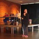 Annika Fyhr anläggnings chef i Eksjö Kommun