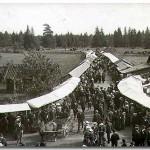 Adelövs marknad början 1900-talet